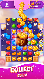 Lollipop : Link & Match 4