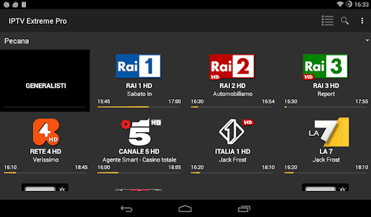 App IPTV Extreme Pro APK for Windows Phone