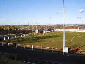 Photo: 21/04/05 - Ground photos taken at BU FC (Northern League) - contributed by Mike Latham