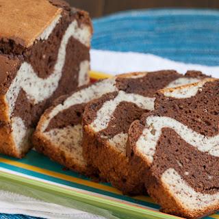 Marbled Chocolate Banana Bread Recipe