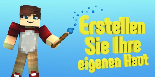 Skins Editor D For Minecraft Apps Bei Google Play - Wie installiert man skins fur minecraft