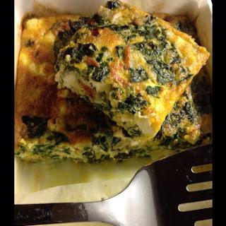 Best Ever Spinach Quiche.
