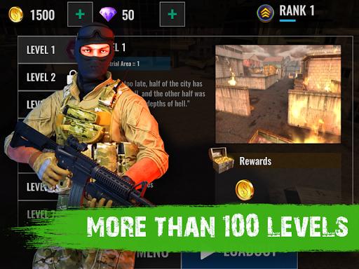 Zombie Shooter Hell 4 Survival  screenshots 8