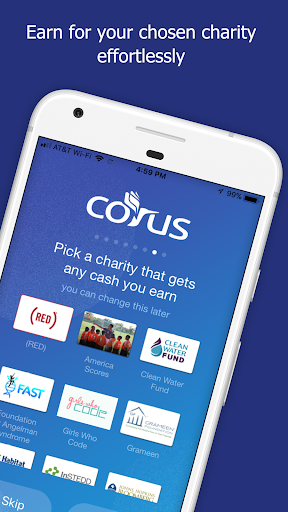 Corus 1.3.1 screenshots 1