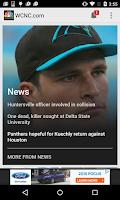 Screenshot of WCNC Charlotte News
