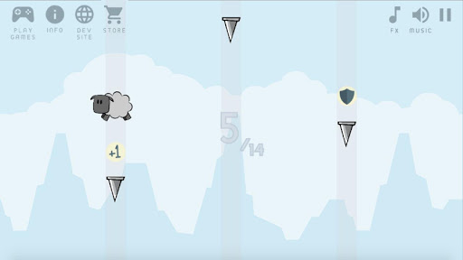 Soaring Sheep 1.7.8 screenshots 1