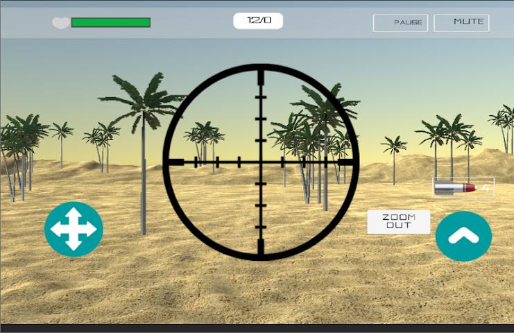 android Desert War Screenshot 3