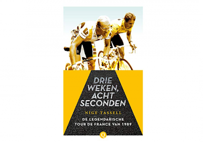 Laatste kans: win 'Drie weken, acht seconden' - een topboek over de spannendste Tour de France ooit