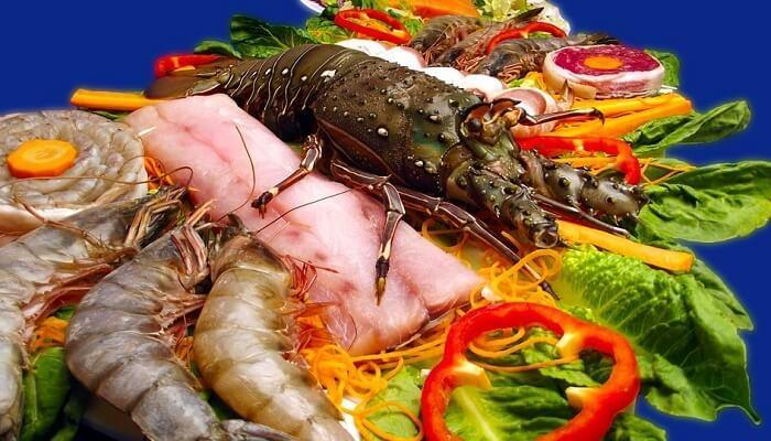 Sea food iyaatra holidays