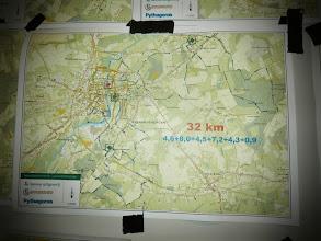 Photo: 32 km in en rond Geraardsbergen.