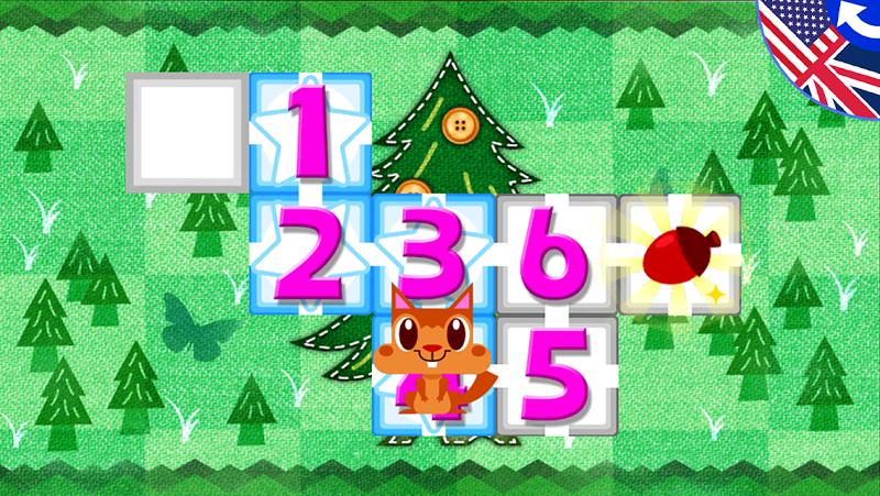 Скриншот Preschool Kids My First Number