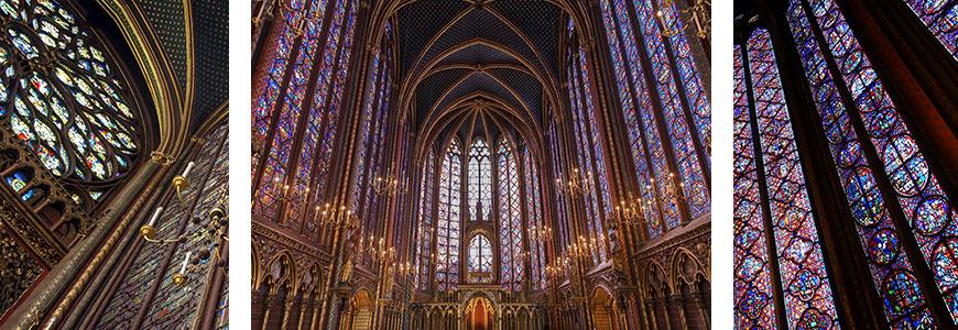 Catedral Sainte Chapelle Paris