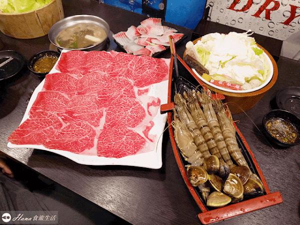 正官木桶鍋 | 2017到2018 跨年大餐 霜降和牛+野生大草蝦+鯛魚 全店一起倒數迎接新年!