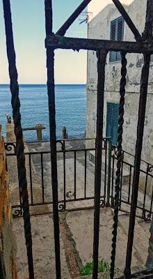 Lì, oltre il cancello... un tuffo nella libertà di lugiube