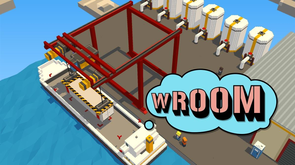 Construction Crew 3D- screenshot