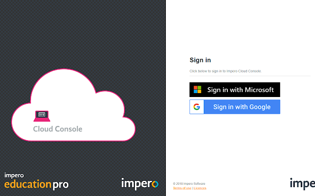 Impero Cloud Extension