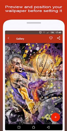 NBA Wallpapers 0.0.2 screenshots 4