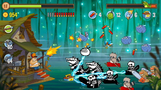 Swamp Attack for PC