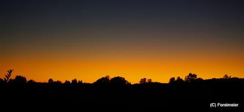 Photo: Sonnenuntergang / Sunset 12.09.20111 19:59:45