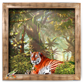 Jungle Photo Frames