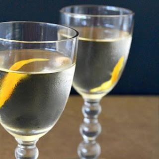 Sakitini - Sake Martini.