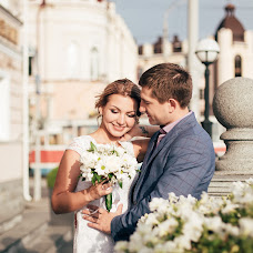 Wedding photographer Sasha Prokhorova (SashaProkhorova). Photo of 09.10.2017
