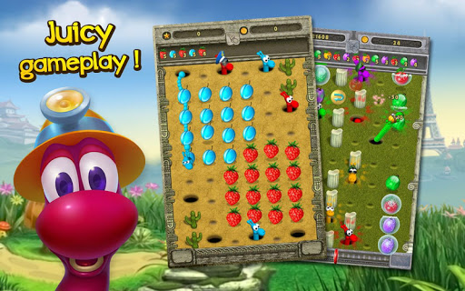 Yumsters! Free - Color Match Puzzle game ss2