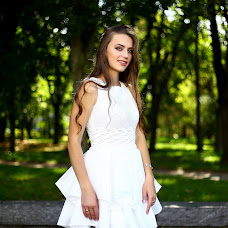 Wedding photographer Tatyana Voroshilova (Voroshylova). Photo of 26.09.2017