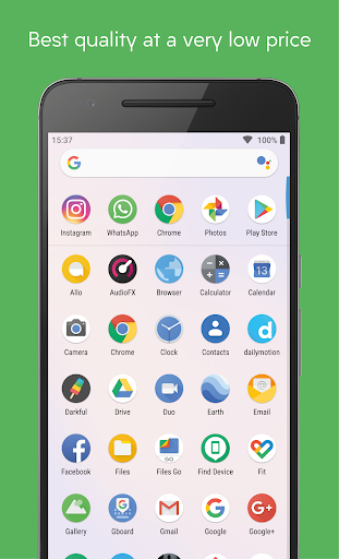 Pixelful Icon Pack - Apex/Nova/Go  screenshots 2