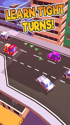 Taxi Run - Crazy Driver  screenshots 12