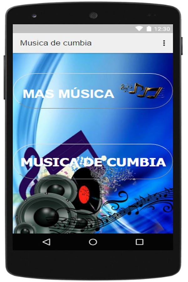 Cumbia music- screenshot