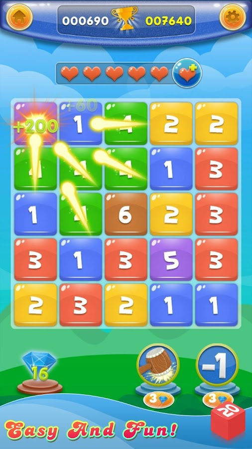 Screenshots of Brain Games - 20 Puzzle for iPhone