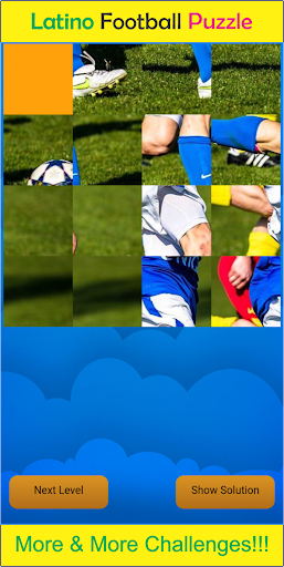 Latino Football Puzzle 1.0 screenshots 2
