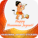 Hanuman Jayanti Stickers For Whatsapp icon