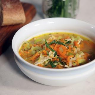 Leek Carrot Celery Soup Recipes.