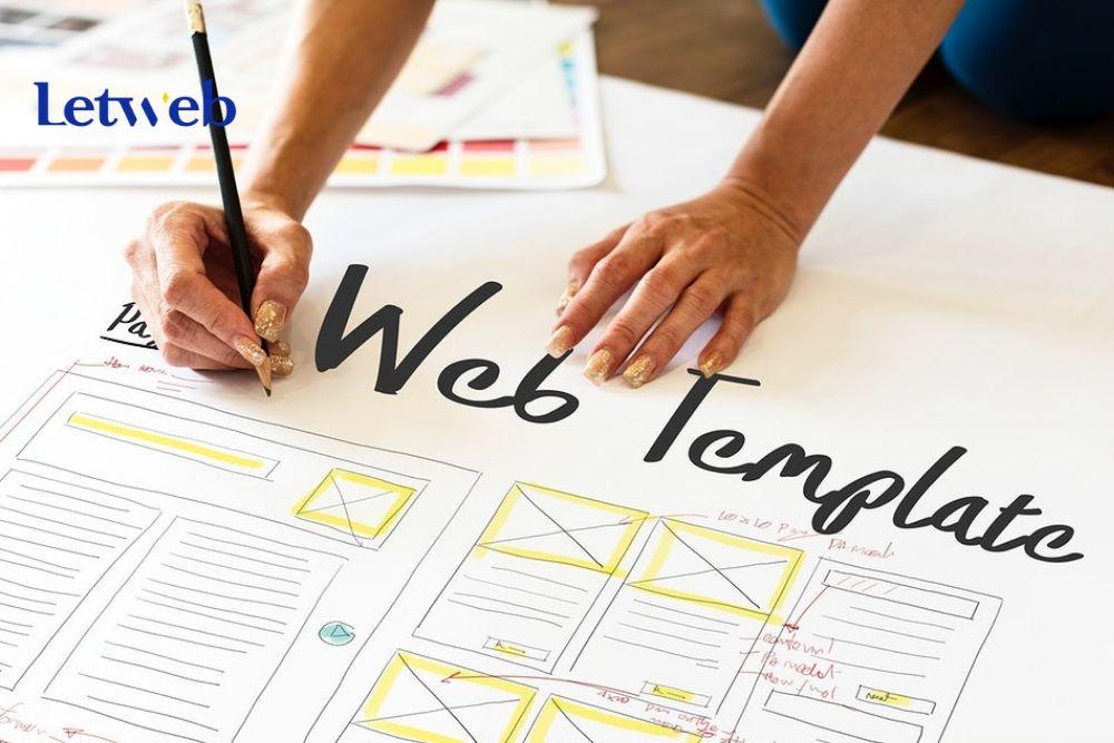 Nếu bạn không thể tự mình sáng tạo, hãy vận dụng các công cụ tích hợp template