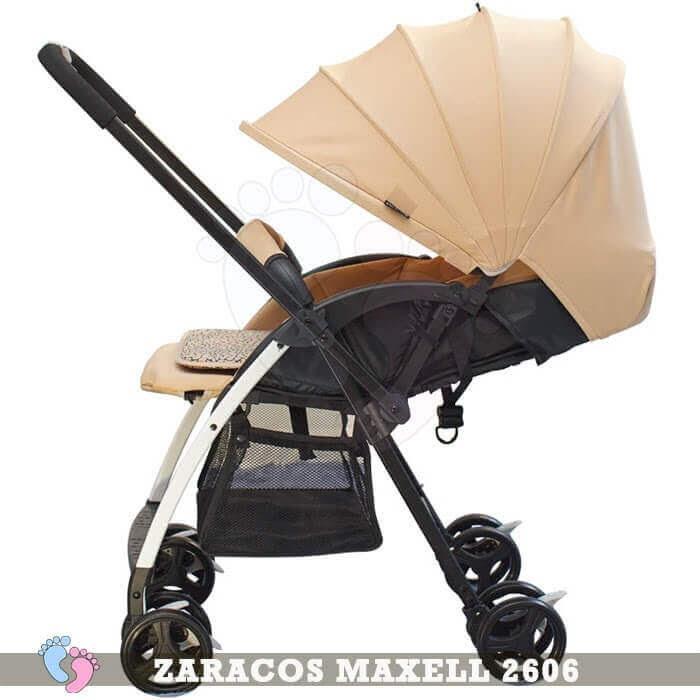 Xe đẩy trẻ em 2 chiều Zaracos Maxell 2606 6