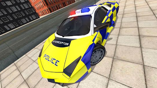 Police Car Driving vs Street Racing Cars 7