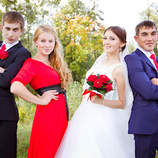 Wedding photographer Tatyana Kuzmina (tatakuzmina). Photo of 12.10.2014