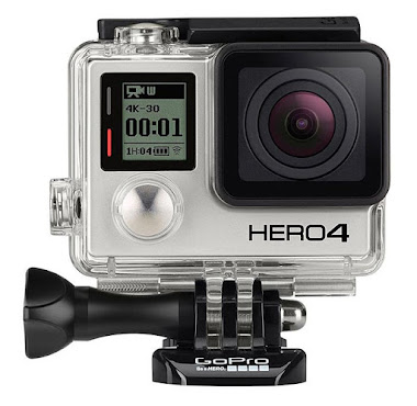 The GoPro Hero4 captures full-HD video in the unlikeliest of places. (Click to enlarge.)