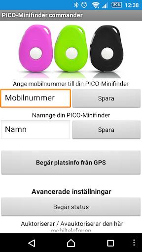 MiniFinder® Pico Commander