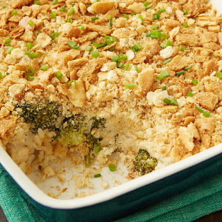 Chicken Casserole With Cheese And Ritz Crackers Recipes.