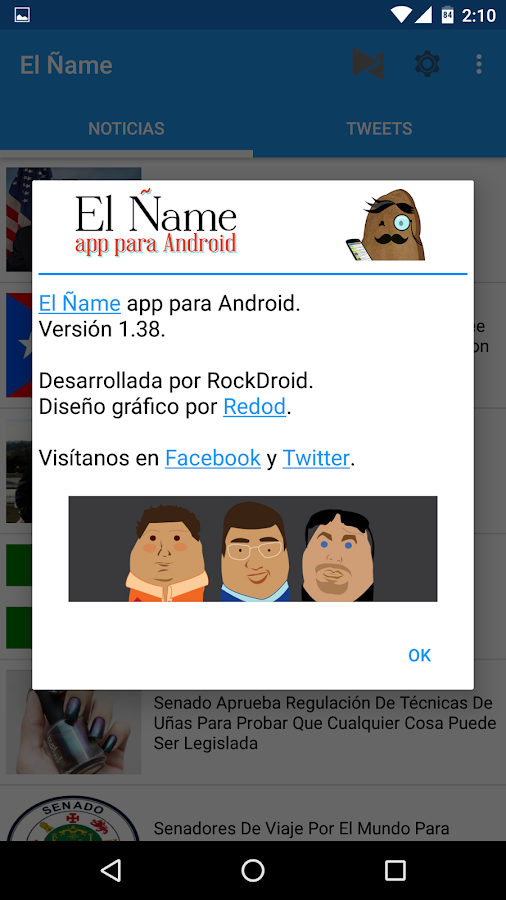 El Ñame- screenshot