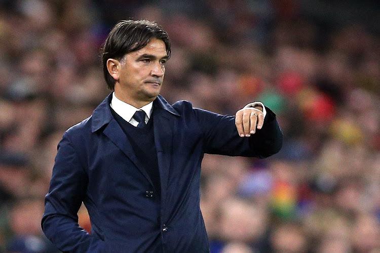 Le sélectionneur de la Croatie prévient l'Angleterre