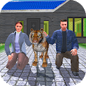 Family Pet Tiger Adventure icon