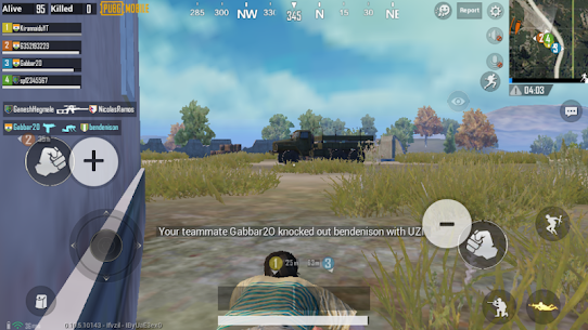 Gamepad For PUBG Apk  Download For Android 3