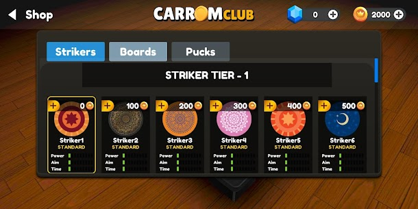 Carrom Club 3D FREE ( CARROM BOARD GAME ) App Latest Version  Download For Android 6