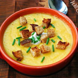 Butternut Squash Potato Soup
