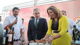 Presentación de Andalucía Sabor.