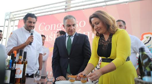 El Congreso Gastronómico 'Andalucía Sabor' concentrará 32 estrellas Michelin
